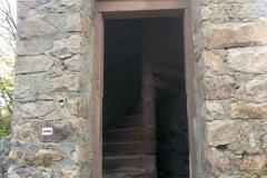 Eingang zum Hirschkopfturm